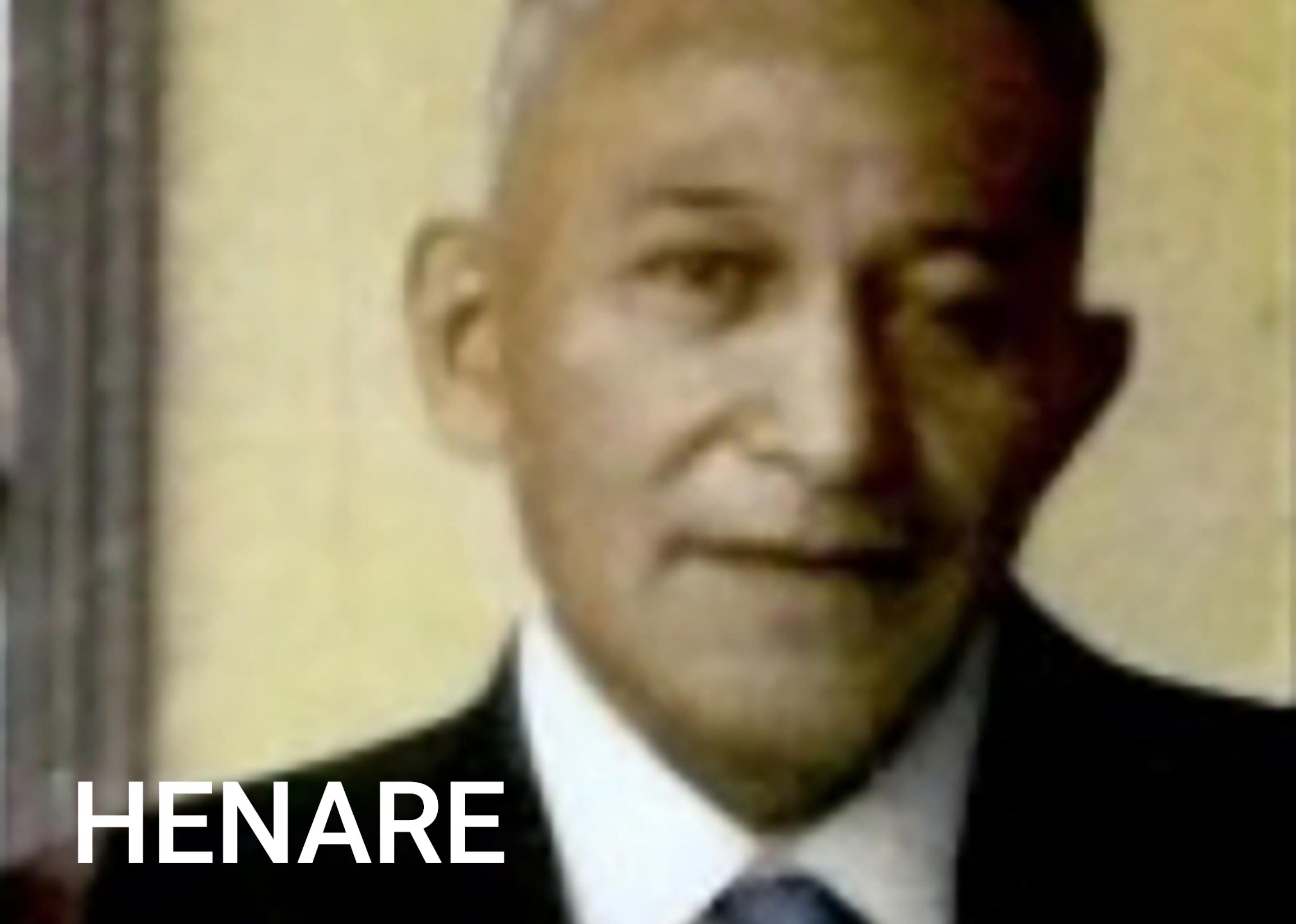 Henare   Image of Henare Waitoa