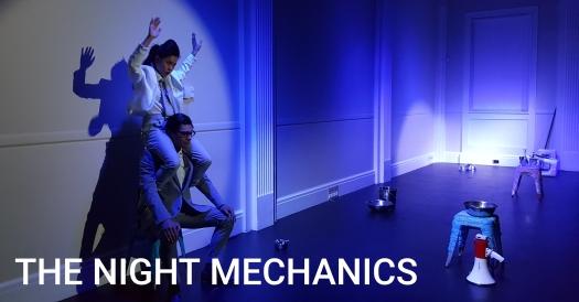 The Night Mechanics | Imagefeaturing Dawn Cheong and Natano Keni